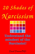 Book - 20 Shades of Narcissism - by David Thomas